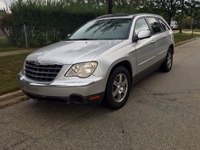 Chrysler pacifica for sale in illinois for Mccormick motors decatur il
