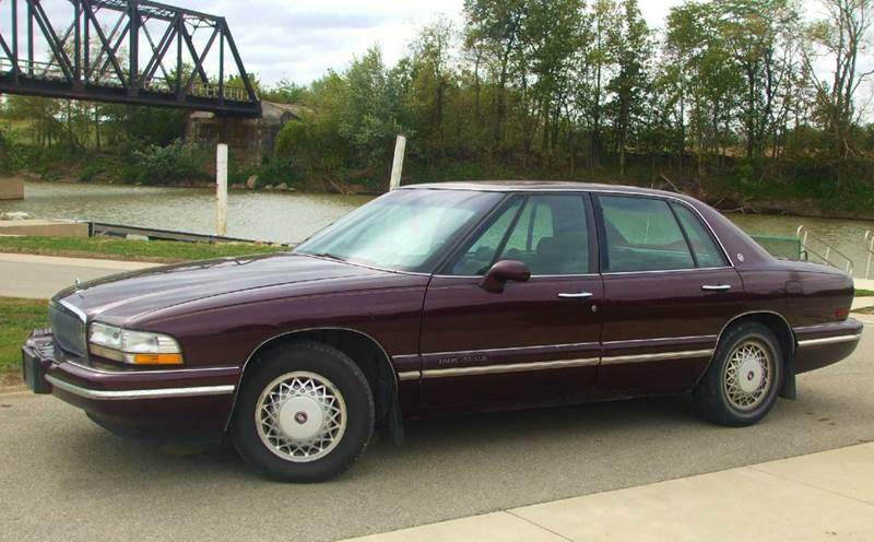 1996 buick park avenue for sale. Black Bedroom Furniture Sets. Home Design Ideas