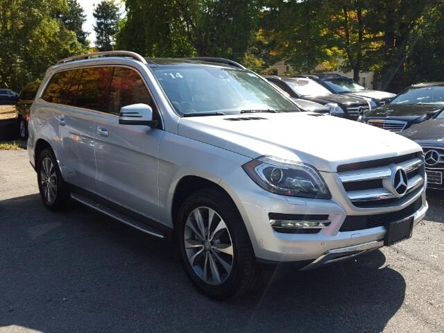 2014 mercedes benz gl class for sale for Mercedes benz of goldens bridge