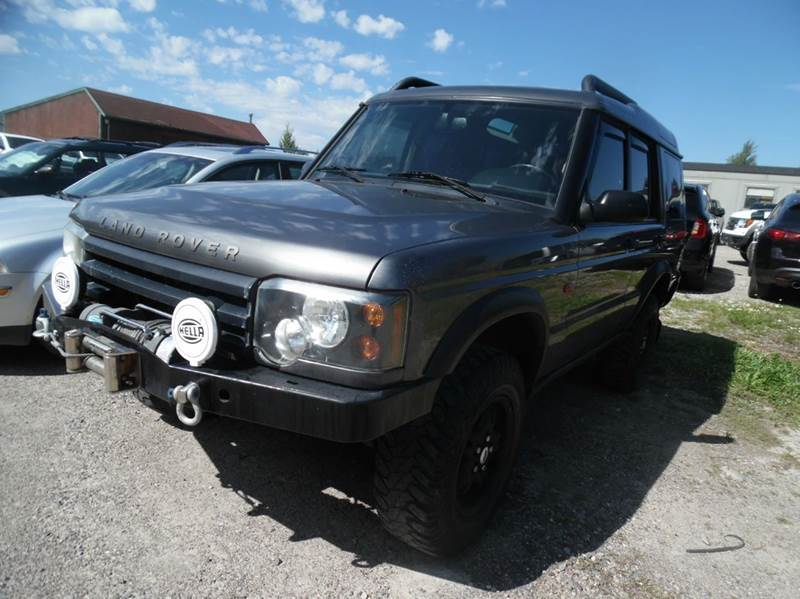 2004 land rover discovery for sale for Alfa motors margate fl