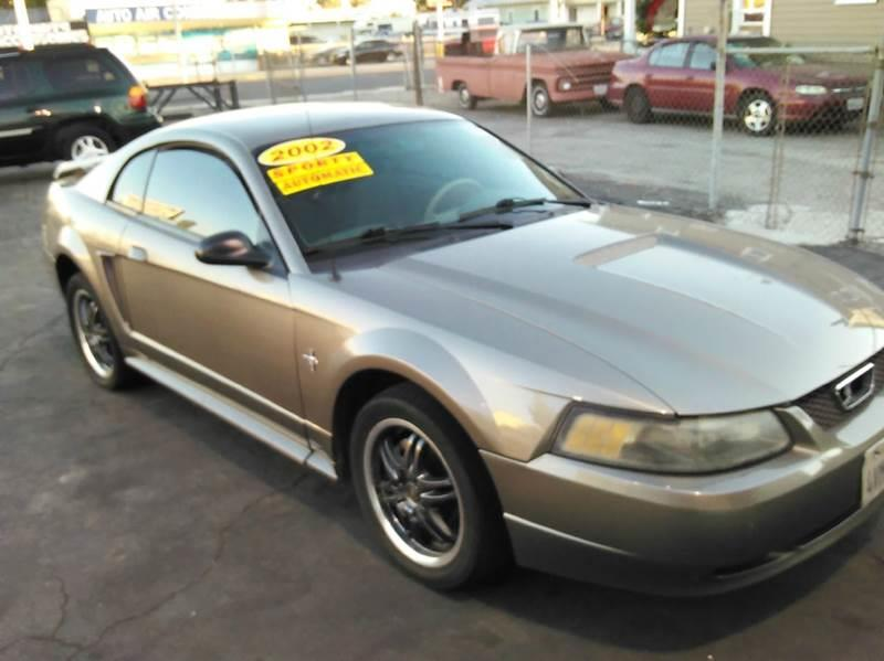 2002 ford mustang for sale in ontario ca. Black Bedroom Furniture Sets. Home Design Ideas