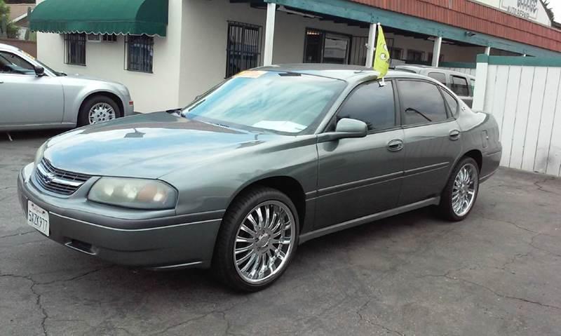 2004 chevrolet impala for sale. Black Bedroom Furniture Sets. Home Design Ideas