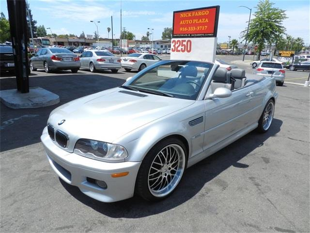 2005 bmw m3 for sale in sacramento ca. Black Bedroom Furniture Sets. Home Design Ideas