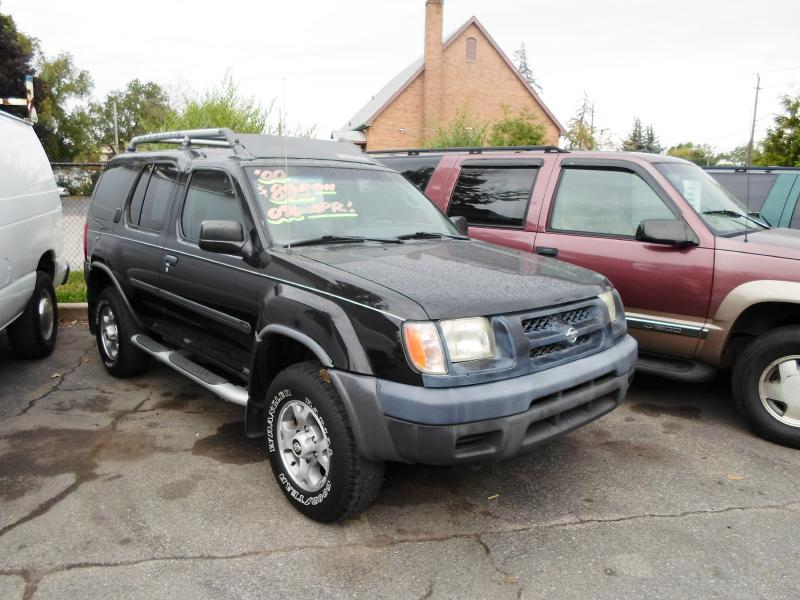 2000 nissan xterra for sale in indianapolis in. Black Bedroom Furniture Sets. Home Design Ideas