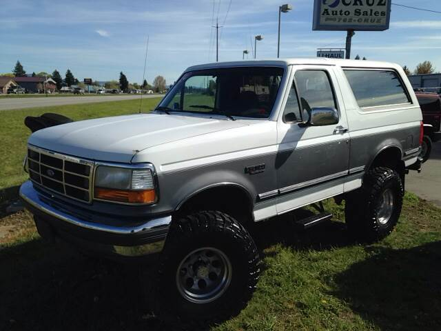 1992 ford bronco for sale. Black Bedroom Furniture Sets. Home Design Ideas