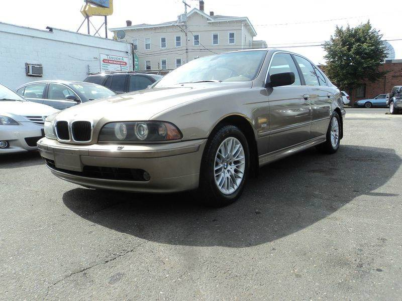 2002 bmw 5 series for sale in bridgeport ct for T and d motors bethany ok