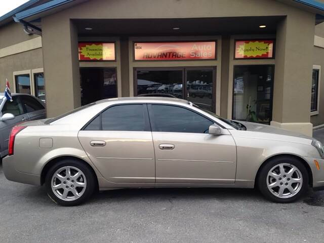 2003 cadillac cts for sale in garden city id. Black Bedroom Furniture Sets. Home Design Ideas