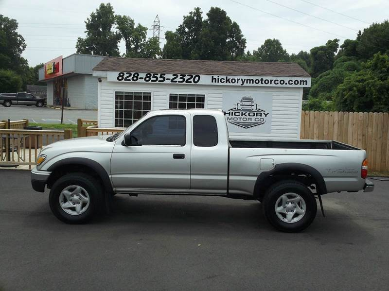 2001 toyota tacoma for sale in hickory nc. Black Bedroom Furniture Sets. Home Design Ideas