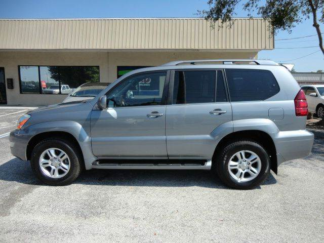 2007 lexus gx 470 for sale in ocoee fl. Black Bedroom Furniture Sets. Home Design Ideas