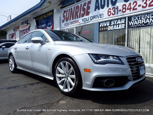 2012 Audi A7 For Sale In Amityville Ny