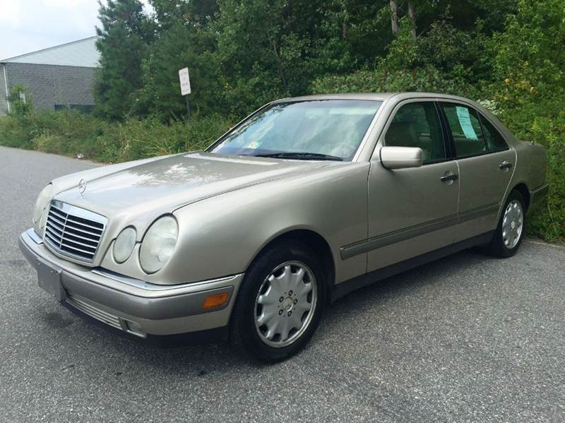 1996 mercedes benz e class for sale in fredericksburg va