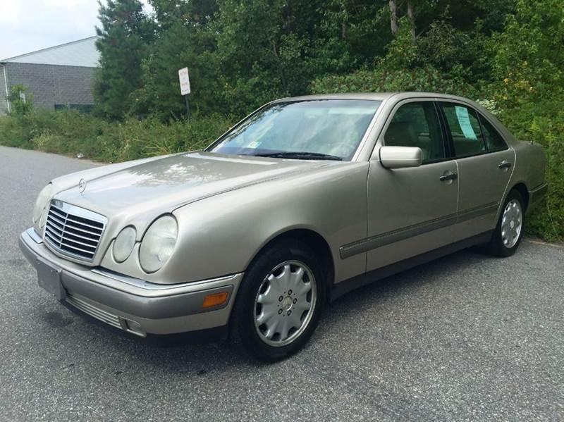 1996 mercedes benz e class for sale in fredericksburg va