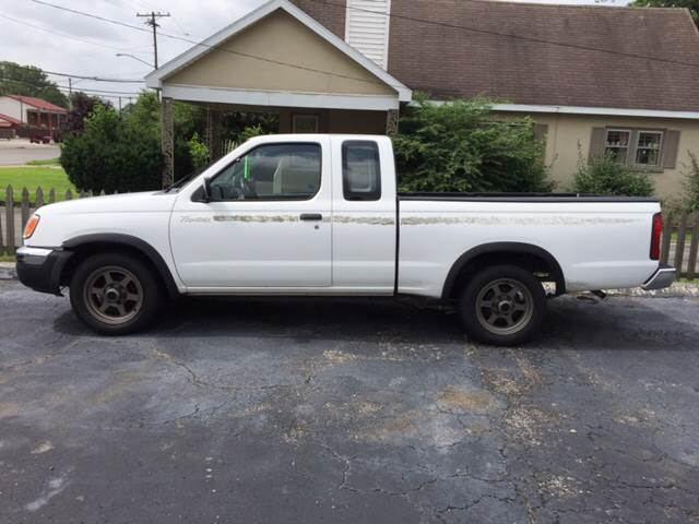 1998 nissan frontier for sale in hopkinsville ky. Black Bedroom Furniture Sets. Home Design Ideas