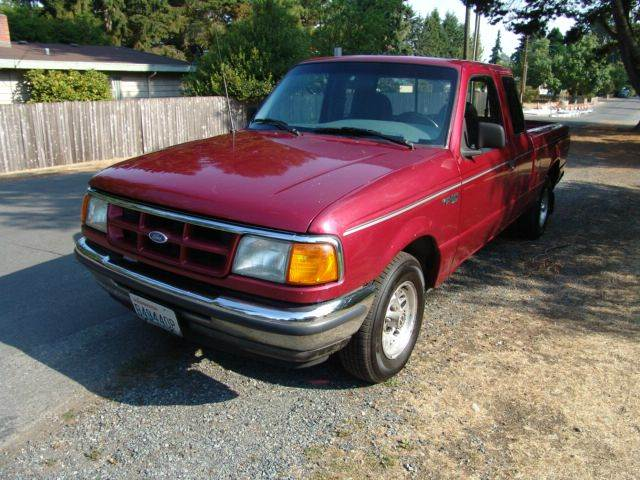1993 ford ranger for sale in shoreline wa. Black Bedroom Furniture Sets. Home Design Ideas