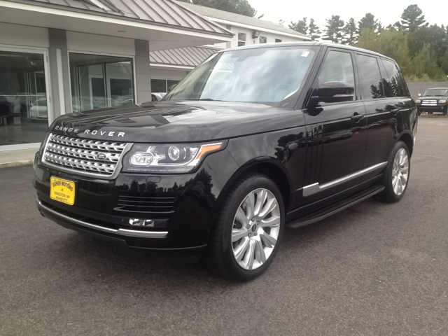 2013 land rover range rover for sale for Daher motors kingston nh