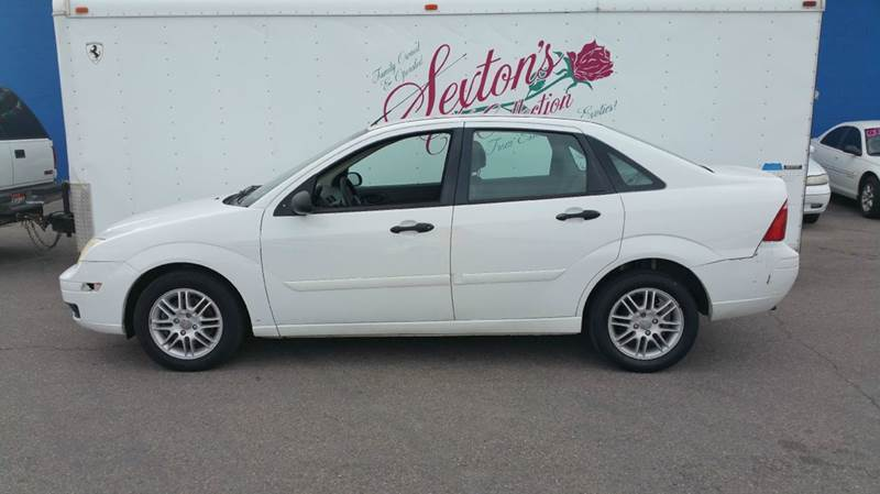 2005 ford focus for sale in idaho falls id. Black Bedroom Furniture Sets. Home Design Ideas