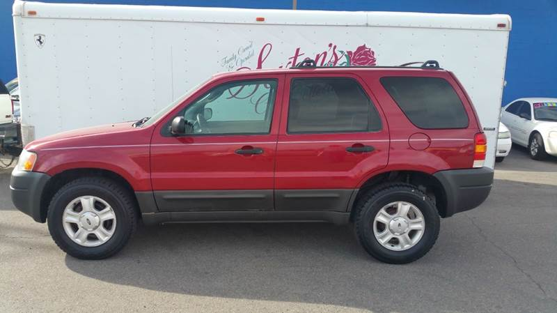 2004 ford escape for sale in idaho falls id. Black Bedroom Furniture Sets. Home Design Ideas