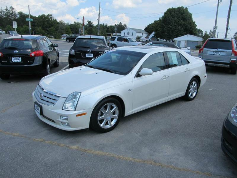 2005 cadillac sts for sale in pawtucket ri. Black Bedroom Furniture Sets. Home Design Ideas