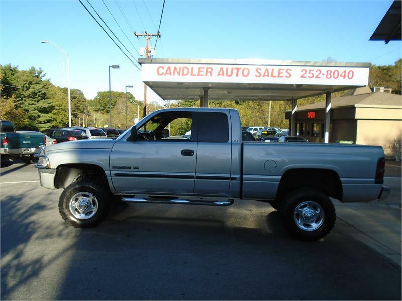 Used dodge trucks for sale in carthage ms for Miles motors asheville nc