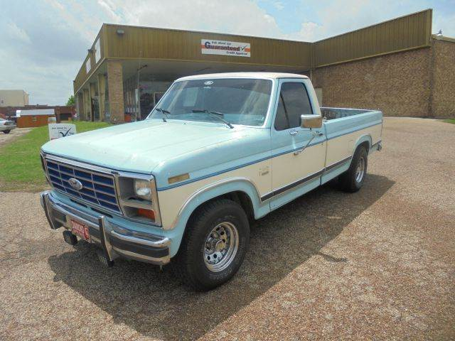 1986 ford f 150 for sale in corsicana tx for H r motors san antonio