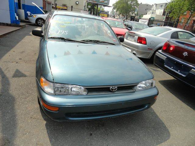 1995 toyota corolla for sale in newark nj. Black Bedroom Furniture Sets. Home Design Ideas