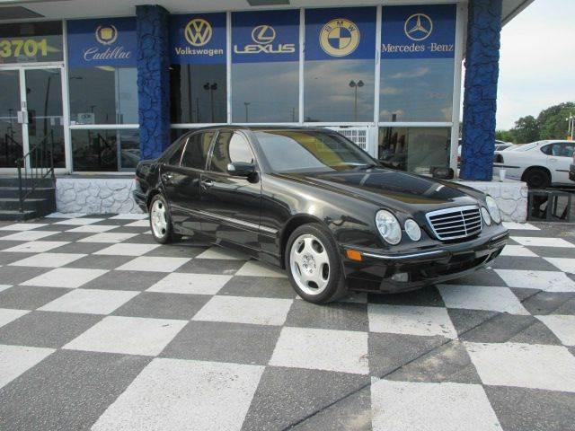 Mercedes benz e class for sale in orlando fl for Motor car concepts orlando fl