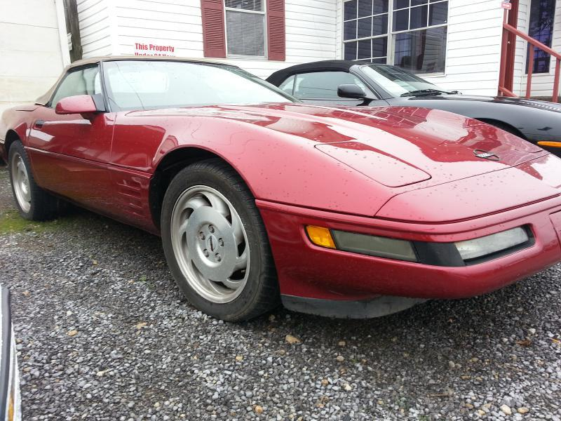 1994 chevrolet corvette for sale. Black Bedroom Furniture Sets. Home Design Ideas