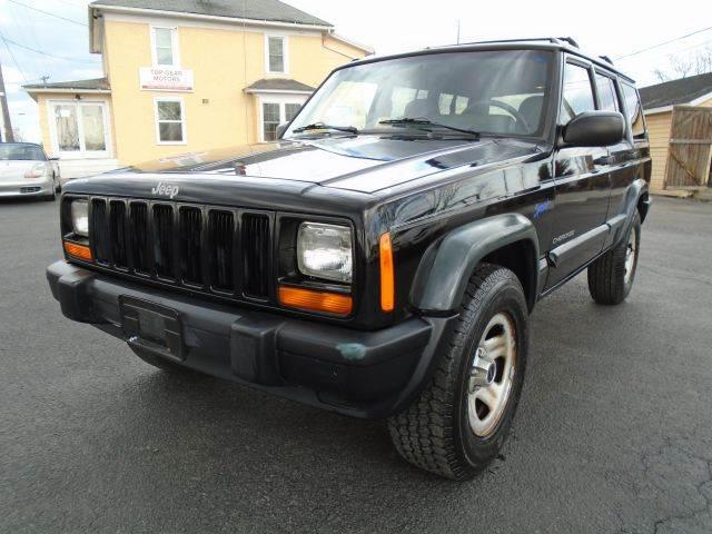 1998 jeep cherokee for sale in opelika al for Top gear motors winchester va