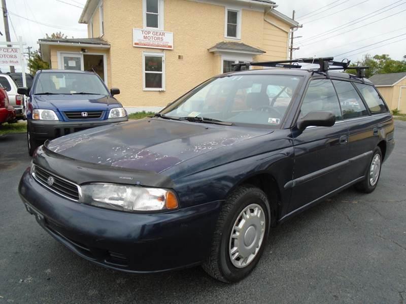 Subaru legacy for sale in virginia for Top gear motors winchester va