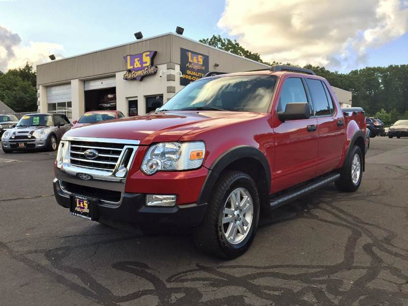 2010 ford explorer sport trac for sale in plantsville ct. Cars Review. Best American Auto & Cars Review