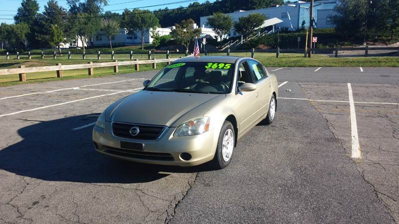 2003 Nissan Altima For Sale In Worcester, MA