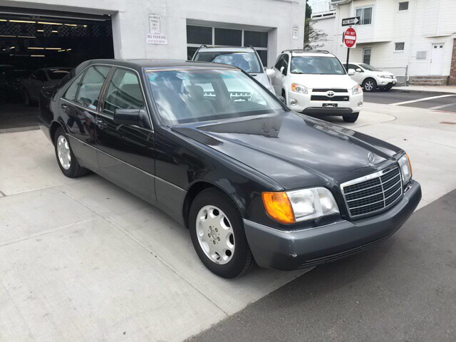 1992 mercedes benz 400 class for sale in somerville ma for Mercedes benz somerville
