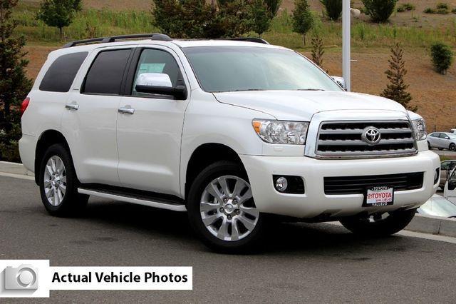 2015 Toyota Sequoia For Sale Carsforsale Com