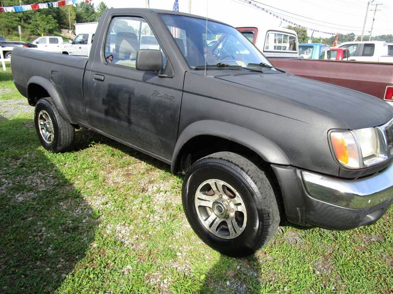 1998 nissan frontier for sale in abingdon va. Black Bedroom Furniture Sets. Home Design Ideas