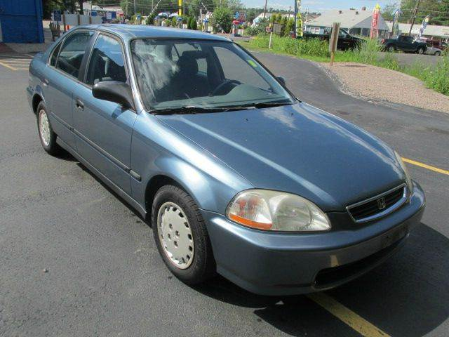 1997 honda civic sedan manual
