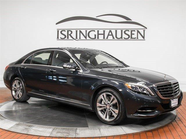 2014 mercedes benz s class for sale for Mercedes benz springfield il