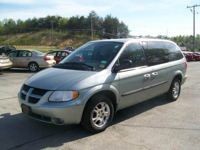 2003 dodge grand caravan for sale in rockwood tn. Black Bedroom Furniture Sets. Home Design Ideas