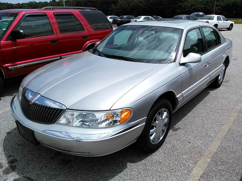 2002 Lincoln Continental For Sale Carsforsale Com
