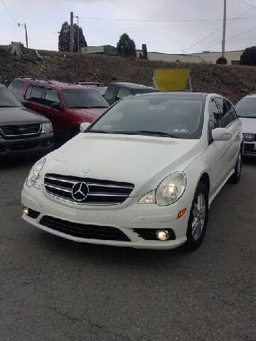 2009 mercedes benz r class for sale in old forge pa for Mercedes benz r350 for sale