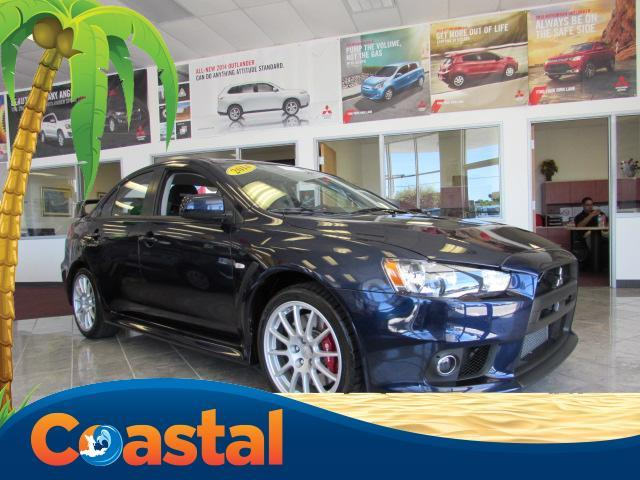 2014 Mitsubishi Lancer Evolution For Sale Carsforsale Com