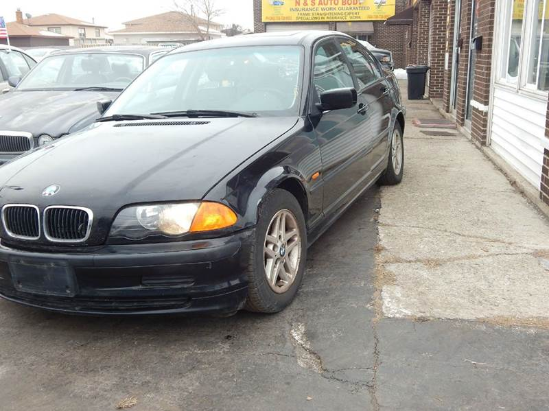 2000 bmw 3 series for sale in bridgeview il. Black Bedroom Furniture Sets. Home Design Ideas