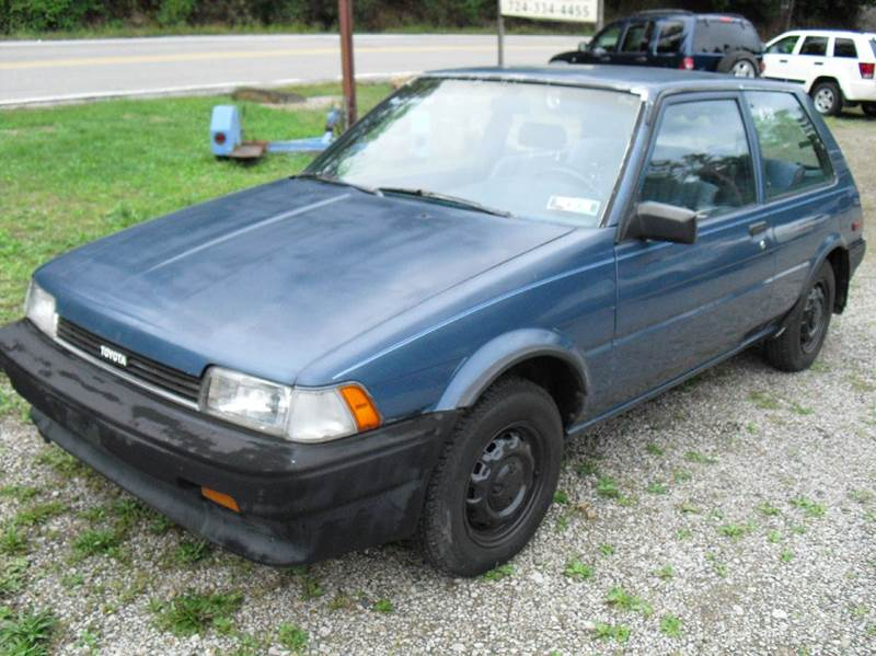 1988 toyota corolla for sale. Black Bedroom Furniture Sets. Home Design Ideas