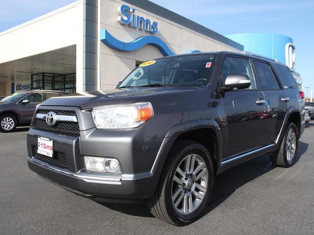 2010 Toyota 4runner For Sale In Burlington Wa