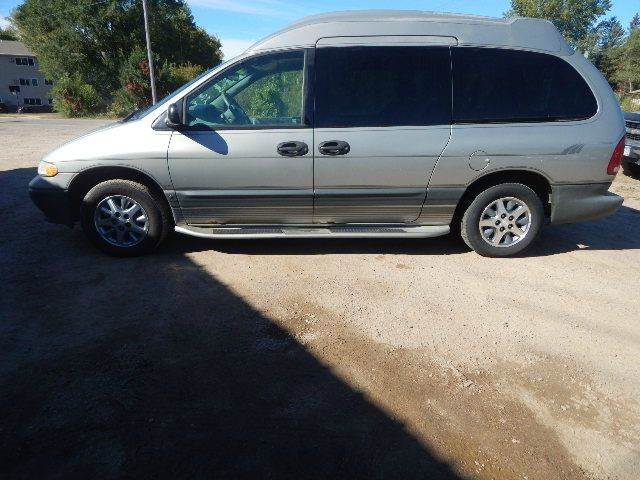 1996 dodge grand caravan for sale