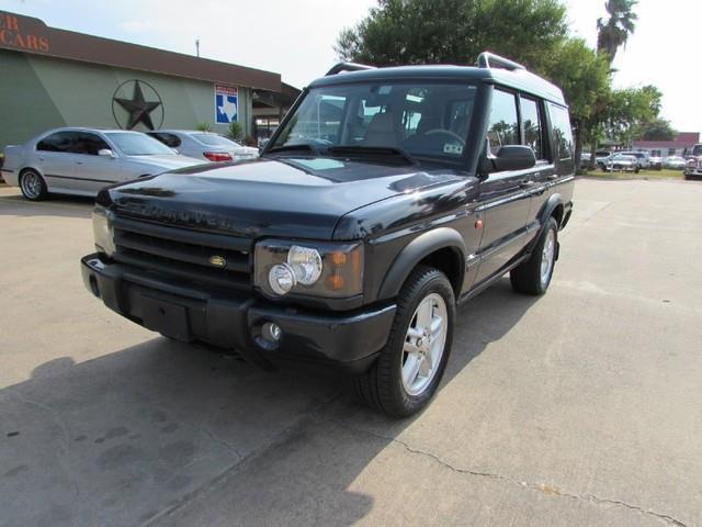 2004 land rover discovery for sale in houston tx. Black Bedroom Furniture Sets. Home Design Ideas