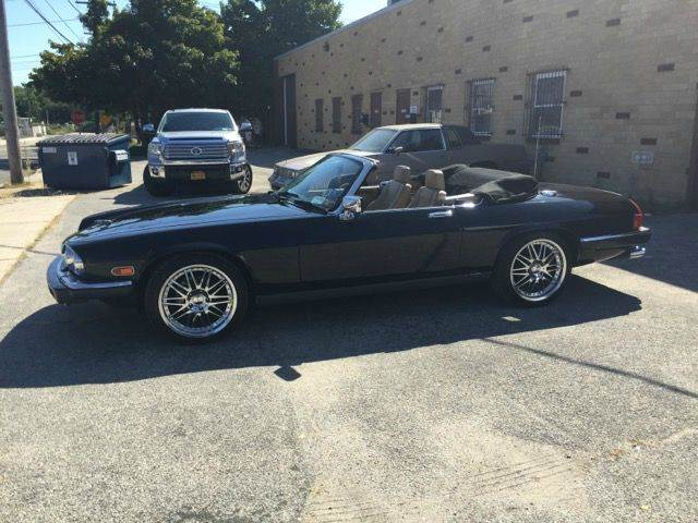 Jaguar xjs for sale in chicago il for Hollywood motors west babylon