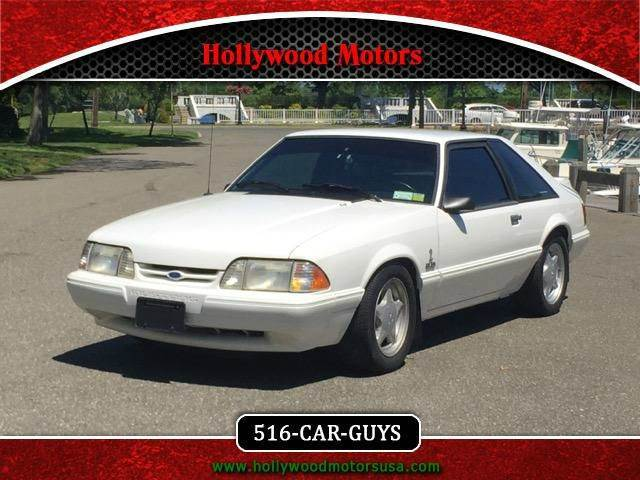 1993 ford mustang for sale in west babylon ny for Hollywood motors west babylon
