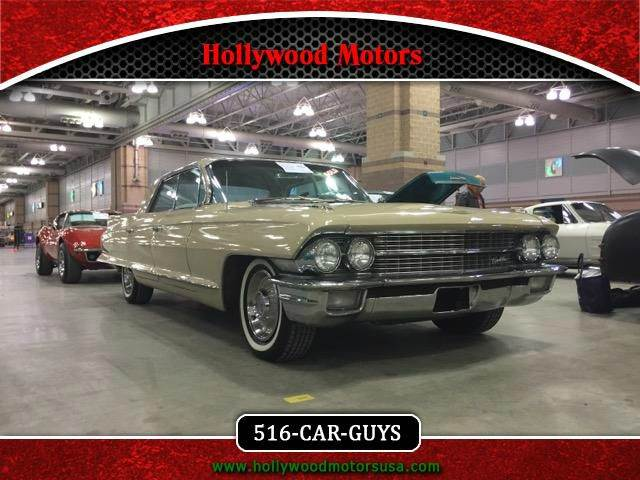 1962 cadillac deville for sale for Hollywood motors west babylon