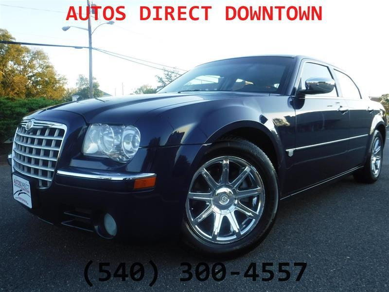 2005 chrysler 300 for sale in fredericksburg va. Cars Review. Best American Auto & Cars Review