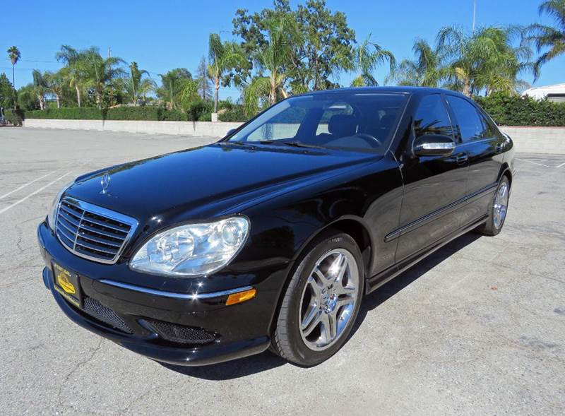 2006 mercedes benz s class for sale in van nuys ca for Mercedes benz s500 for sale